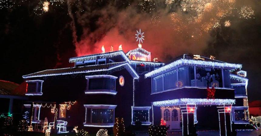 Noches iluminadas (La casa del encanto Xela)