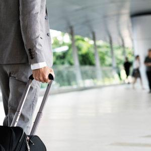 Disfruta tus viajes de negocios