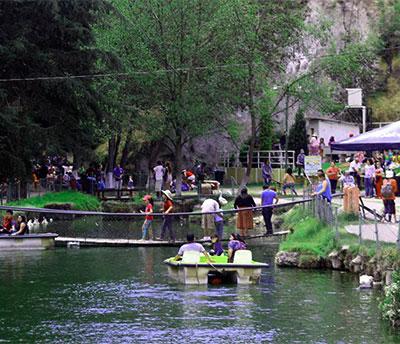 Laguneta de Salcajá